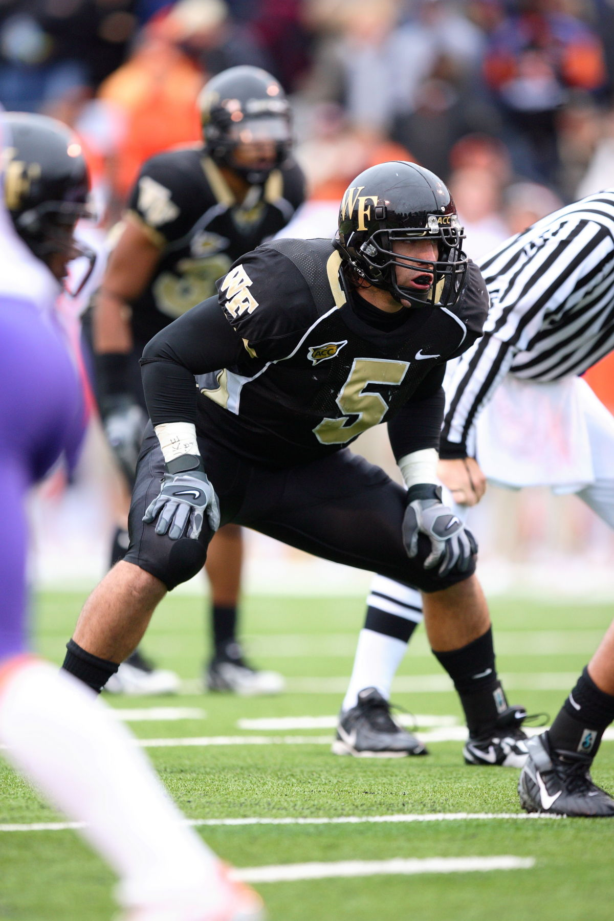 Six Deacons Agree To Free Agent Contracts - Wake Forest University ...