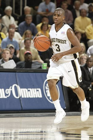 best authentic bc341 eaa5b Wake Forest To Retire Chris Paul's No. 3 Jersey - Wake ...
