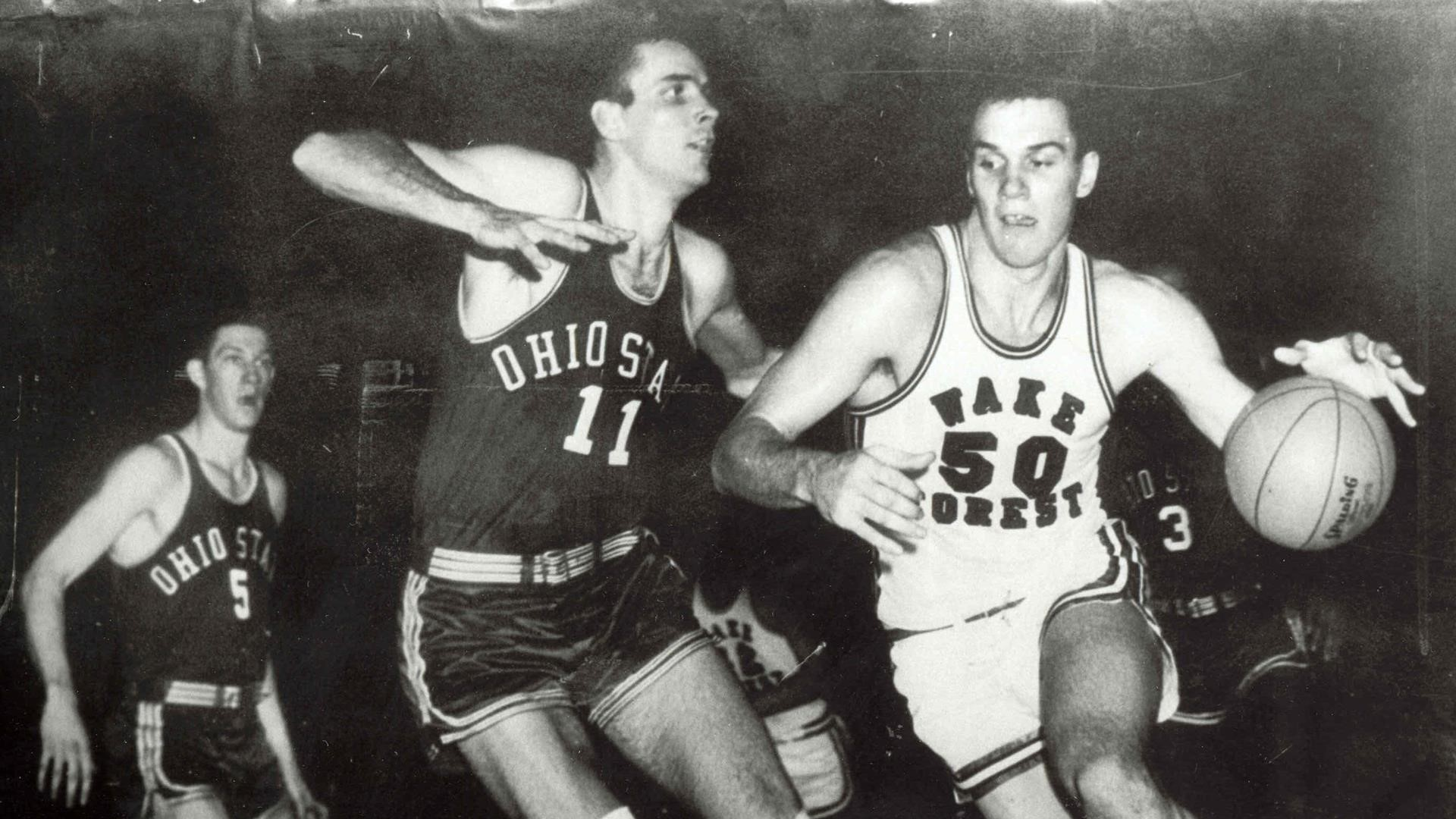 Wake Forest Legend Len Chappell Passes Away - Wake Forest ...