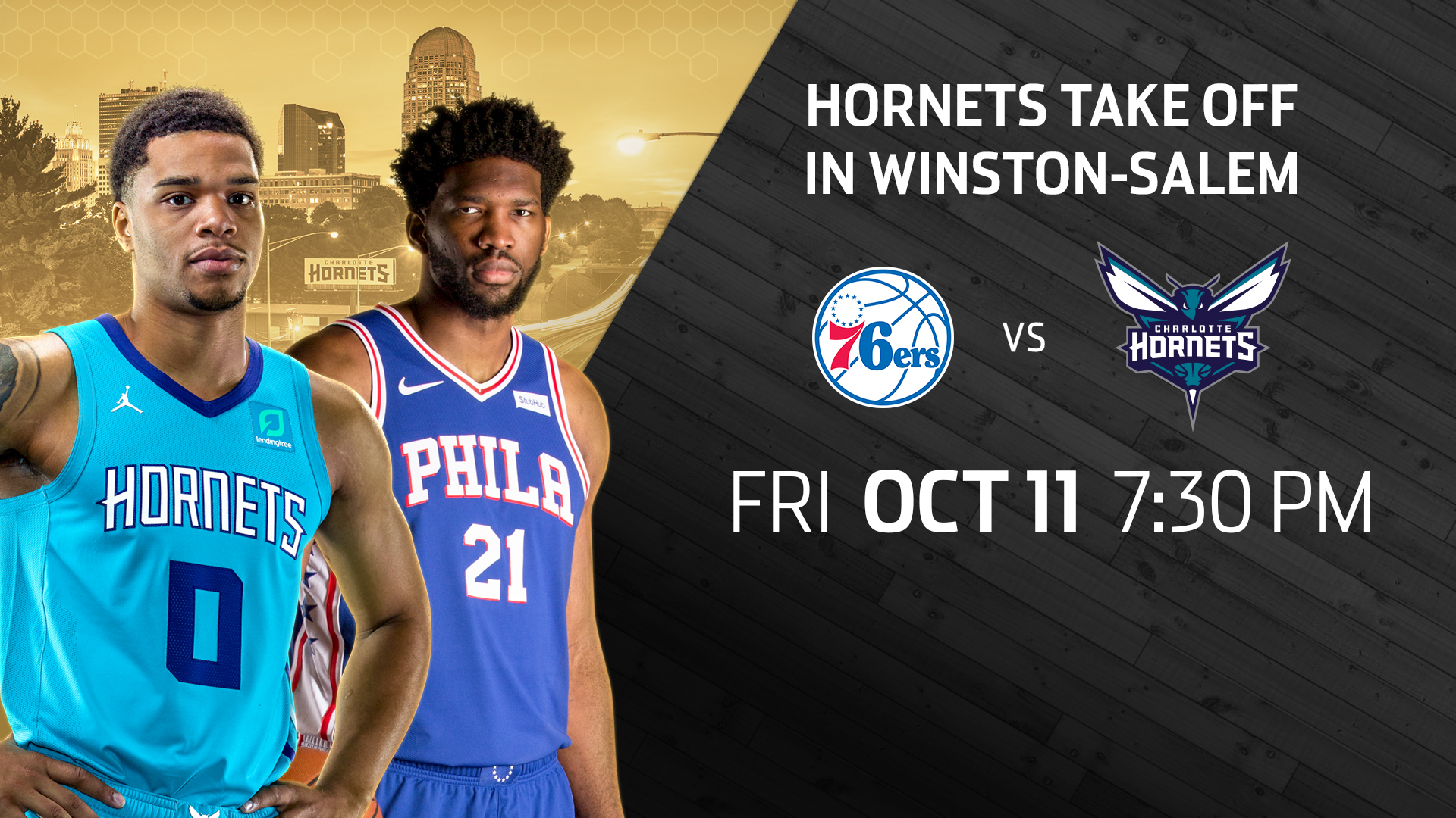 image regarding 76ers Printable Schedule referred to as Hornets-Sixers Preseason Sport upon October. 11 at LJVM Coliseum