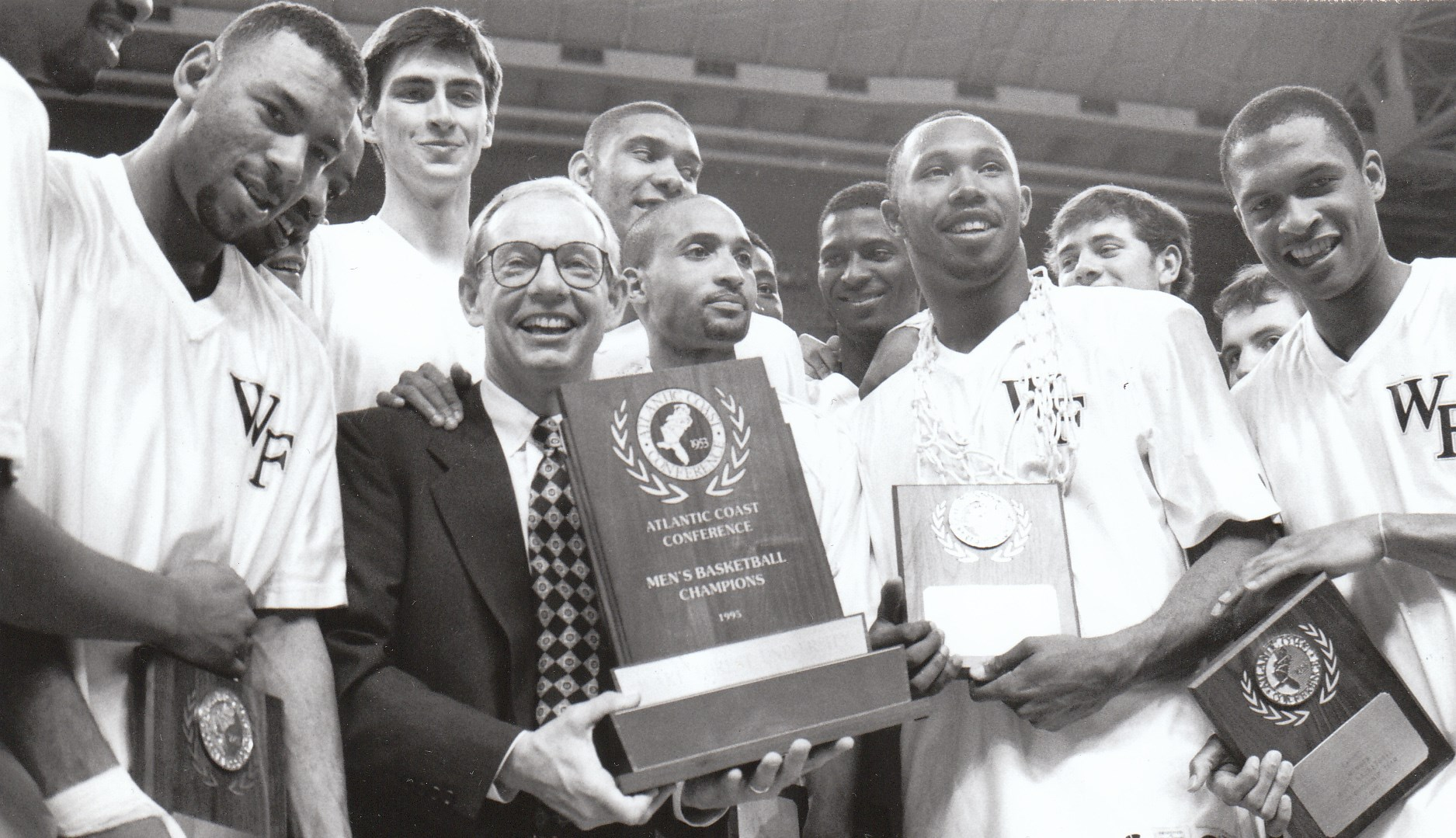 Wake Forest to Celebrate 1995 ACC Championship Team on Feb. 19 ...