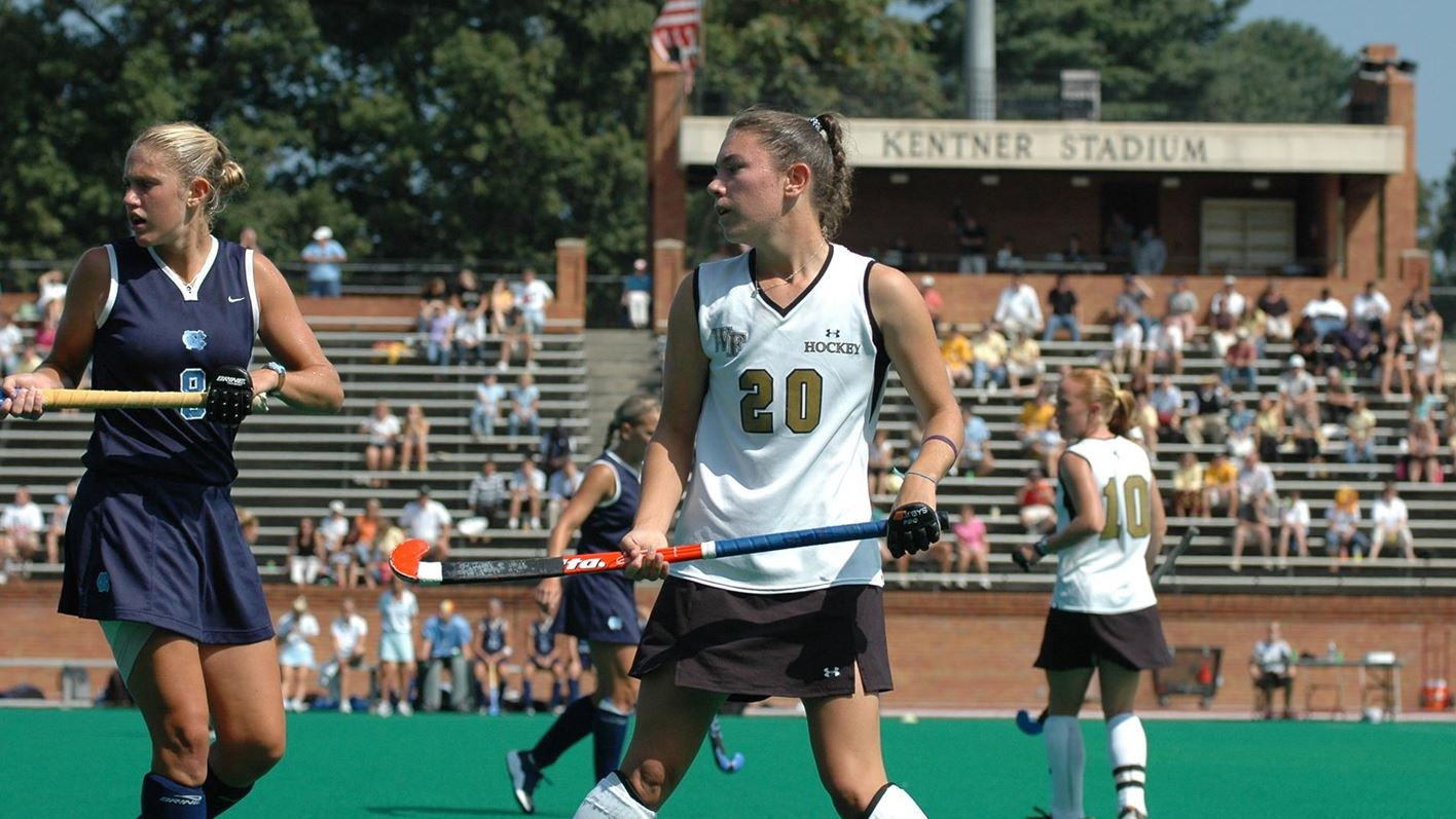Wake Forest Sports Hall Of Fame 2020 Inductee Profile Michelle Kasold Wake Forest University Athletics