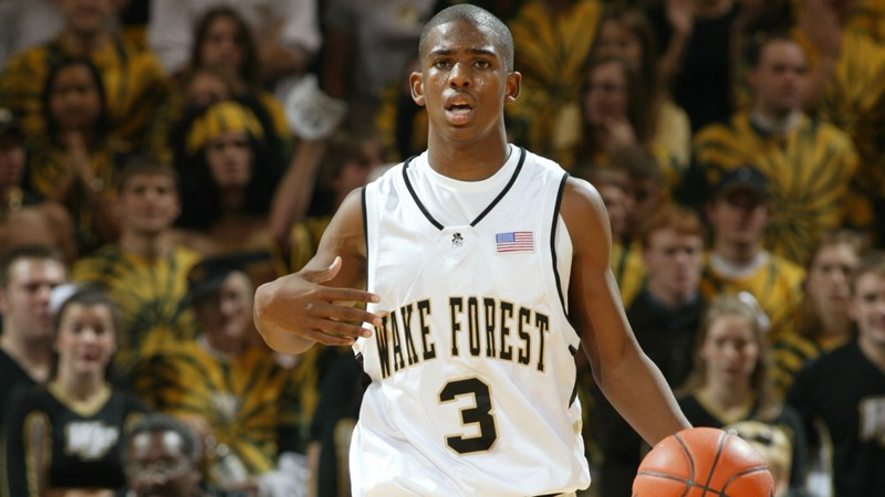 Chris Paul Announced as Guest Picker on ESPN College Game Day - Wake Forest University Athletics