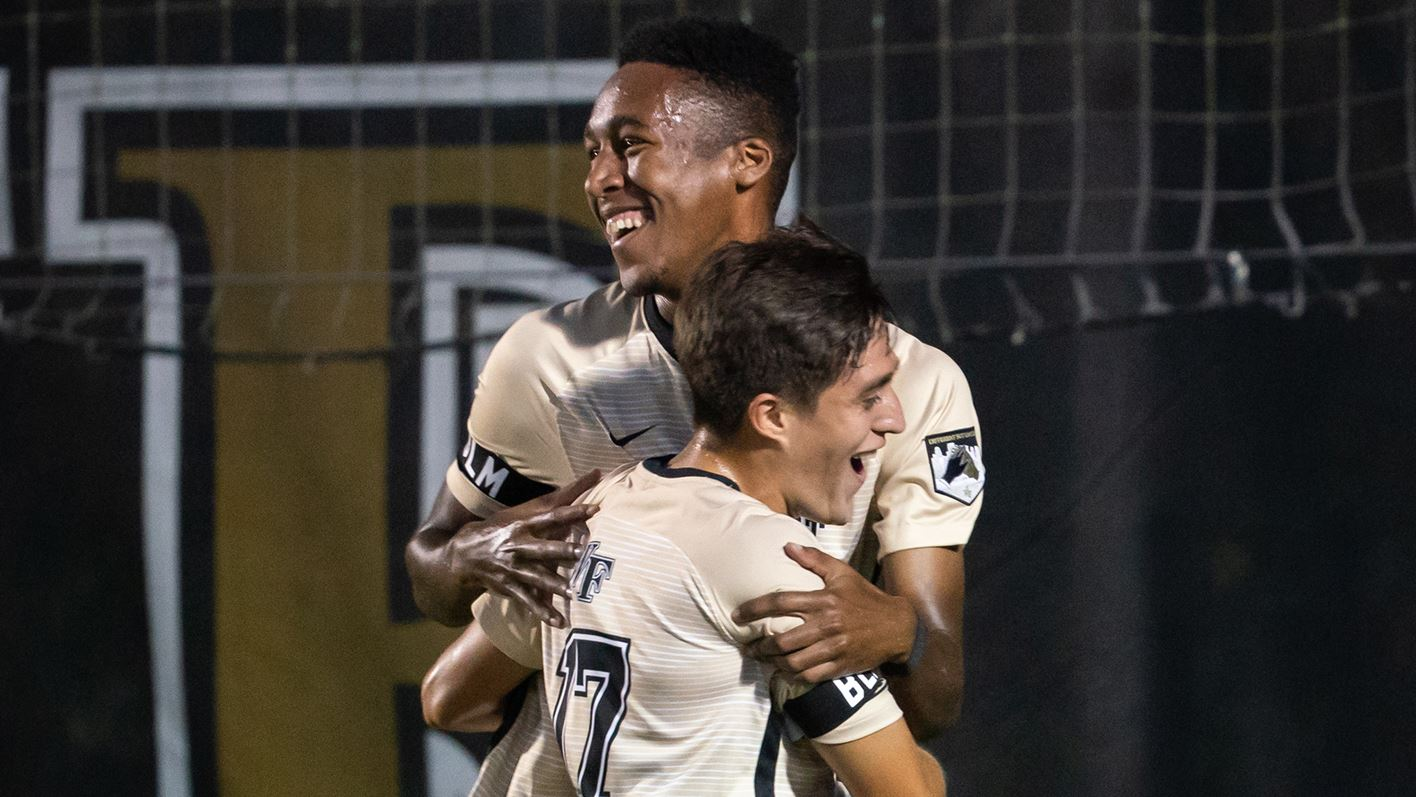 Wake Forest Tops First United Soccer Coaches Poll Of Season Wake Forest University Athletics